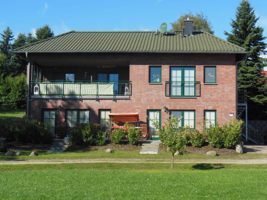 """Haus """"Sonnenschein""""-Blick vom See"""