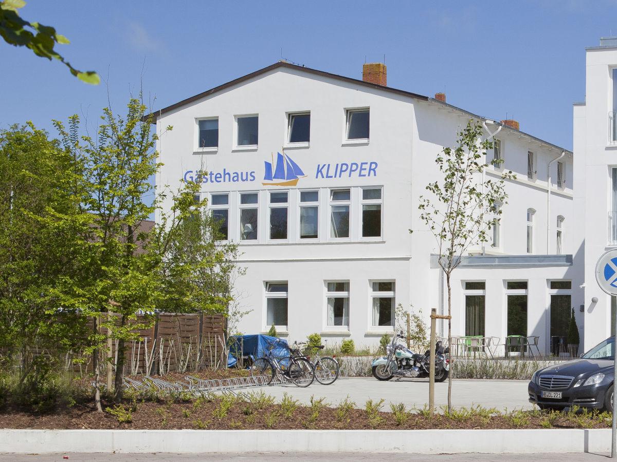 2 Raum Ferienwohnung im Haus Klipper Norderney