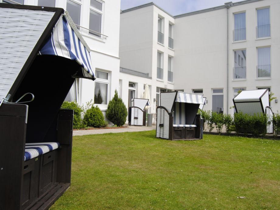 3 Raum Ferienwohnung im Haus Klipper Nordsee