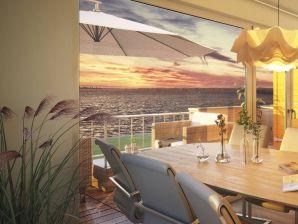 Ferienwohnung Santiano Lounge