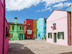 Ferienwohnung Finestra su Burano
