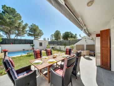 Ferienhaus Son Veri Nou mit Pool und Auto
