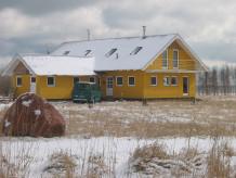 Ferienhaus / Doppelhaushälfte Saaremaa