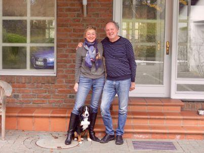 Ihr Gastgeber Ute und Holger Lüders
