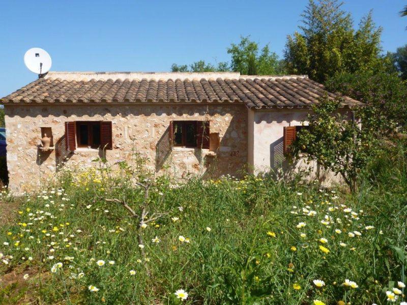 Ferienhaus Casita mit Blick auf die Esel