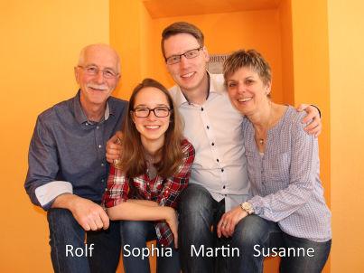 Your host Susanne Mai-Meuser