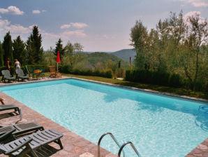 Ferienhaus Aquila, Weingut Chianti