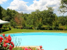 Ferienwohnung Coniglio, Landgut Cornia