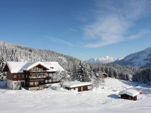 Berghütte Württemberger Haus