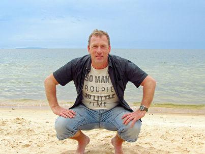 Ihr Gastgeber Werner Liebchen