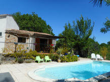 Holiday house 0358 Le Roble, 8P. Saint-Brès, Gard