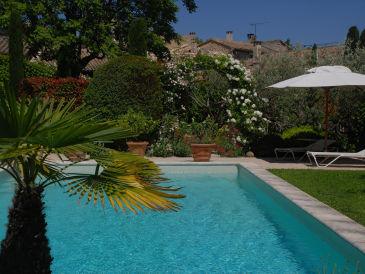 Ferienhaus Le Mas des Roses - Haus OLIVIER