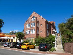 Ferienwohnung Haffblick - 2 Zimmer/Küchenzeile/Bad/Balkon
