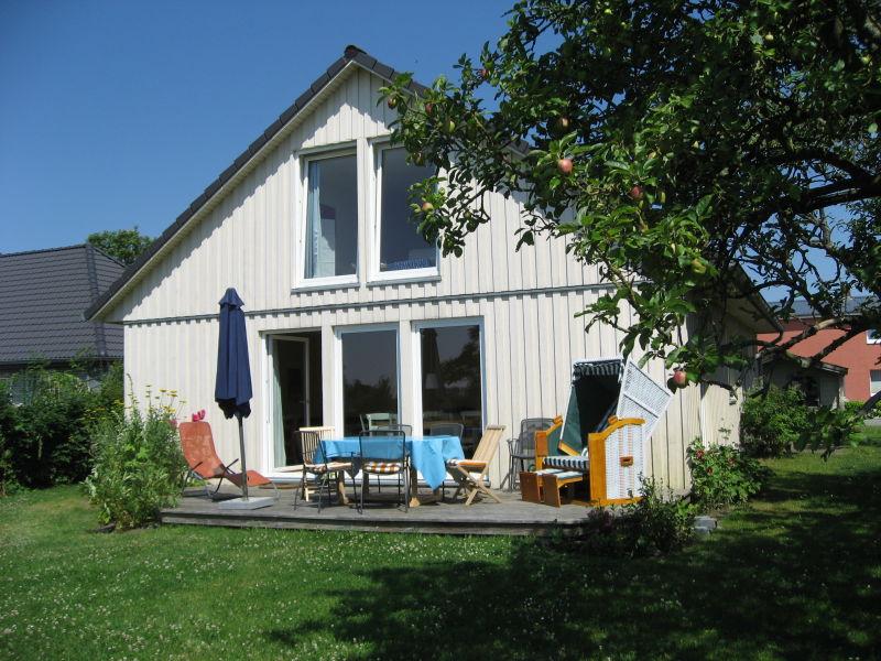 Ferienhaus Strand und Natur