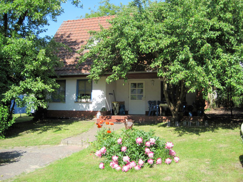 Ferienhaus am Mirower See