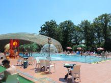 Residenz Vakantiepark Herperduin im Glamping Zelt