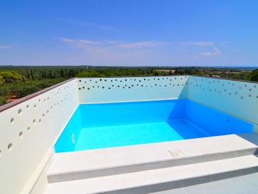 Ferienwohnung Nonno Papero 9 mit Pool