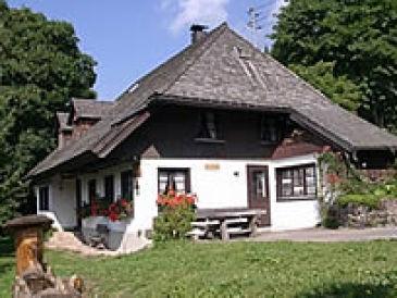 Ferienhaus Annahüsli