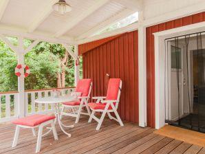 Kleines Schwedenhaus bungalows für 2 personen in mecklenburg vorpommern mieten urlaub