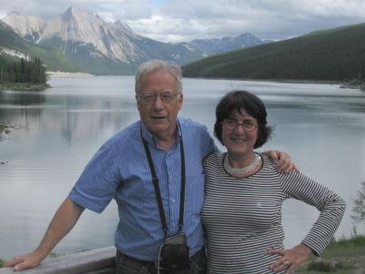 Ihr Gastgeber Walter und Inge Aeberhard