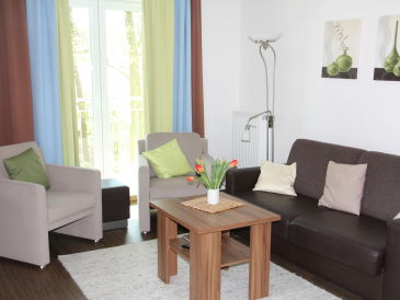 Holiday apartment Hohe Lith