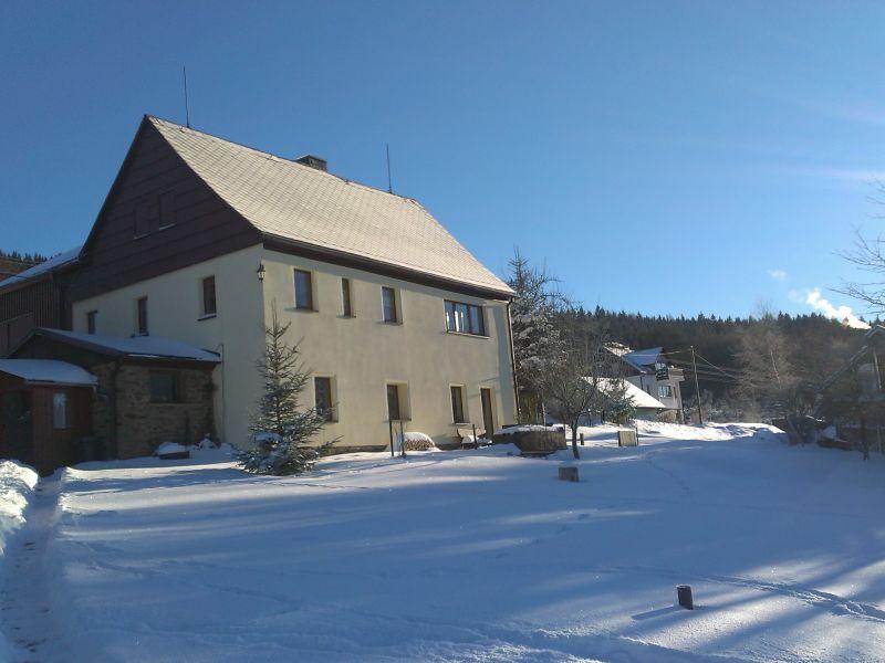 Ferienwohnung 1 im Ferienhaus Am Waldweg
