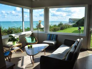 Ferienhaus - Ein Garten am Meer