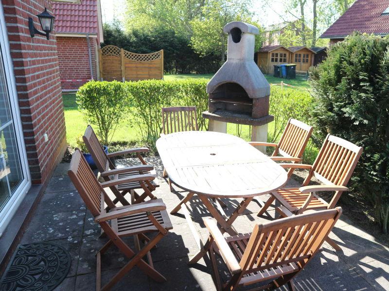 """Ferienhaus """"Schramm"""" in Norden"""