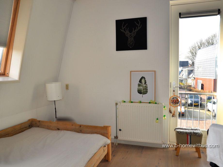... Kleine Schlafzimmer Doppelbett Ferienhaus Hof Castricum Nord Castricum  ...