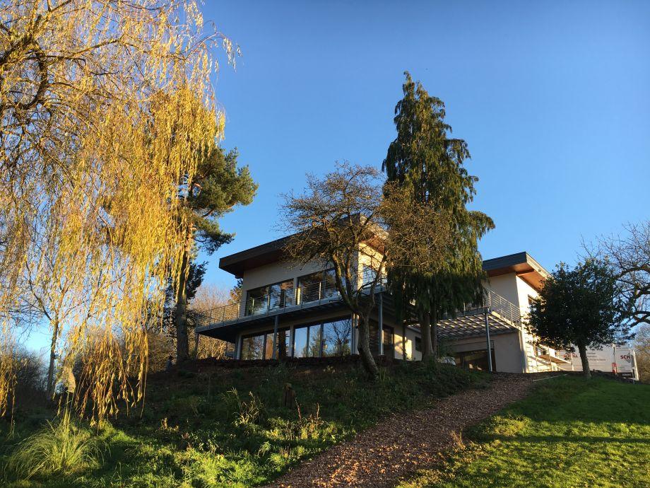 Haagalm - Garten mit Ausblick