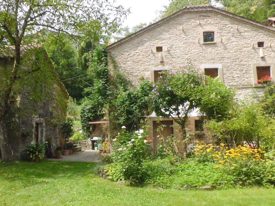 Mühle mit Gesindehaus