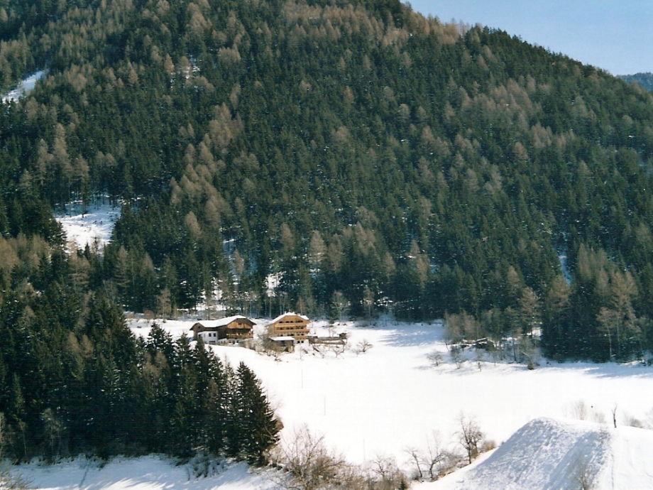 "Außenaufnahme ""Panoramablick"" Gedrarzerhof"