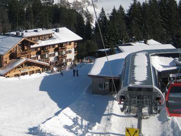 Ferienwohnung Panorama Chalet Top 7