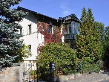 Holiday apartment Villa Reger
