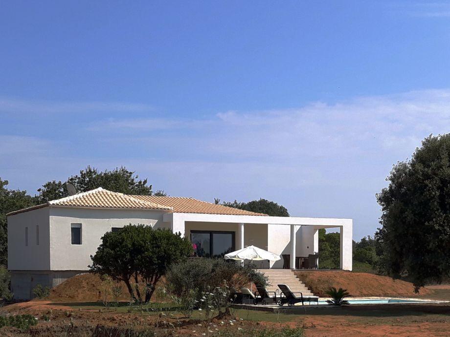 Villa Ena - Sicht aus dem Garten