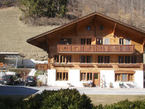 Holiday apartment Glyssen-Brienz