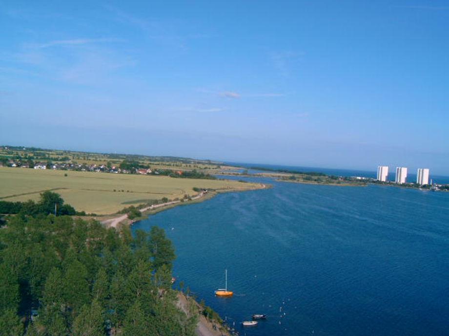 Binnensee Hafen