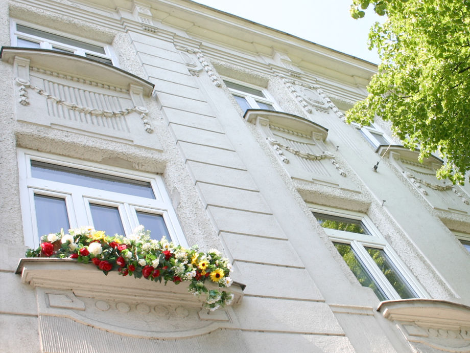 Appartements Kastner Wien - Haus aussen