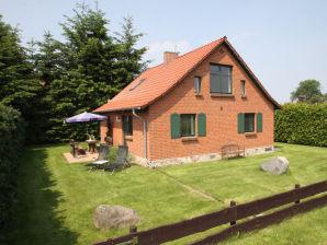 Ferienhaus Müritz-Natur
