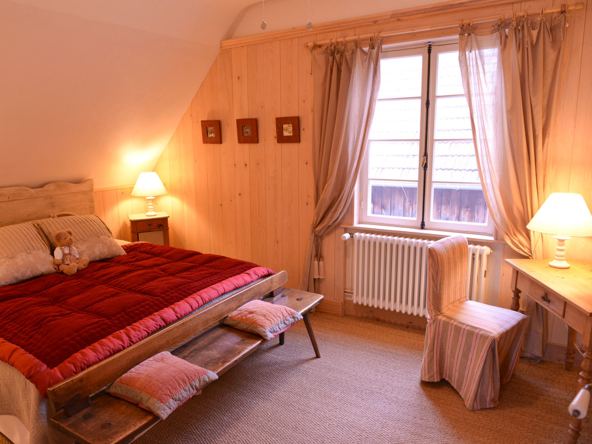 Ferienwohnung Haus der 4 Reisenden - Der Wanderer, Elsass ...