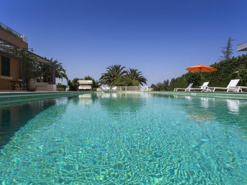 Ferienhaus Villa Morgana Attic
