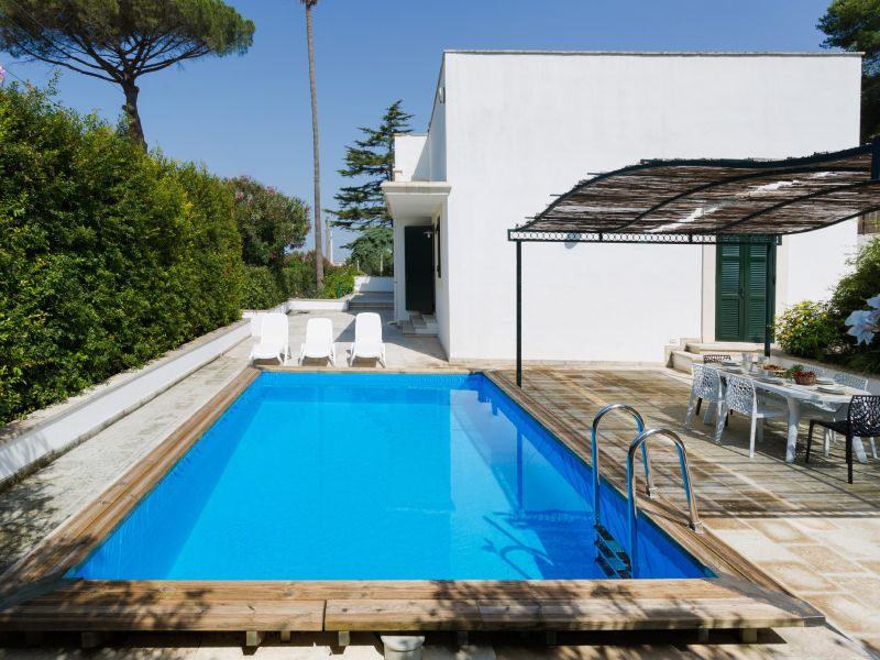 Villa Country pool house