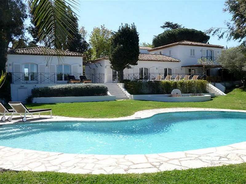 Villa Brise Tropezienne
