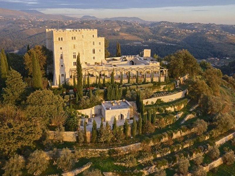 Holiday apartment Chateau des Templiers