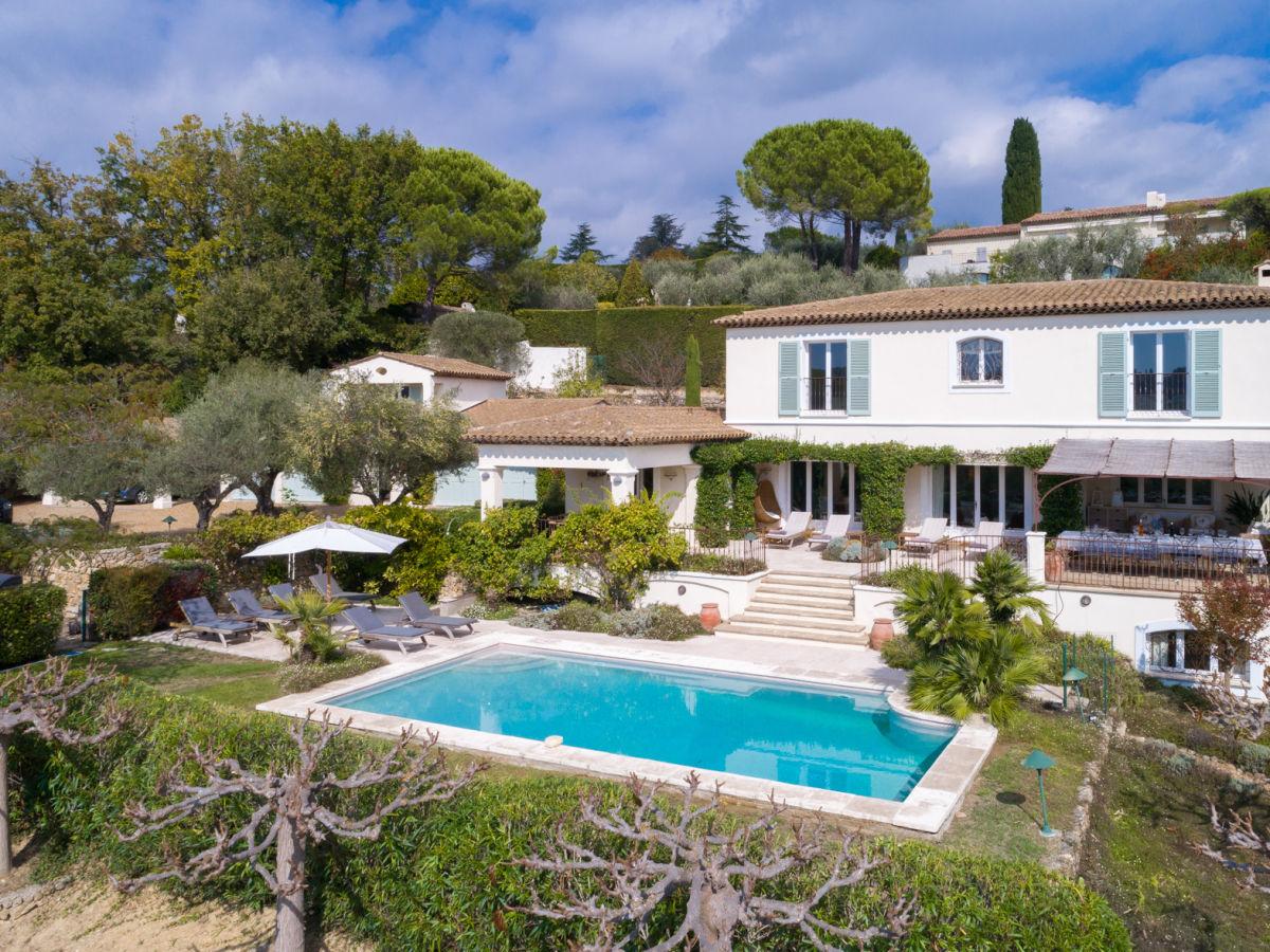 Villa Celeste, Südfrankreich,Valbonne - Firma Cote d\'Azur Villa ...