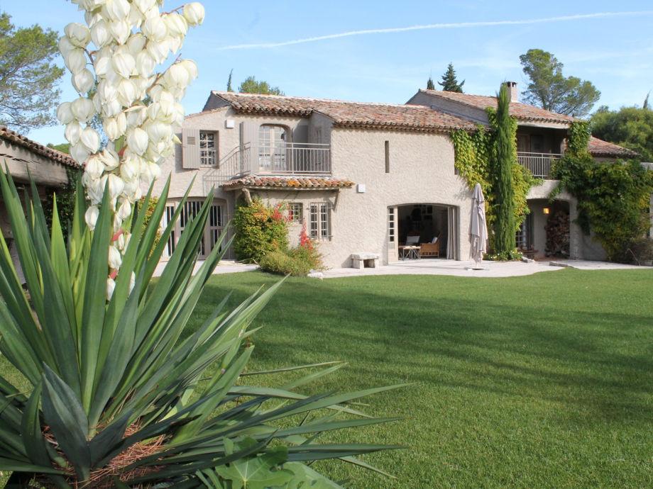 Außenaufnahme Villa Pastorale