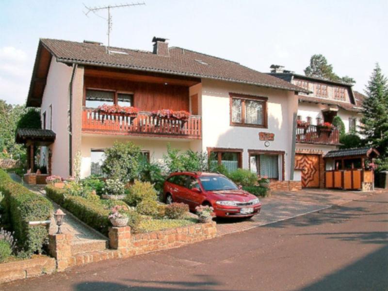 Ferienwohnung Haus Waldesruh ***