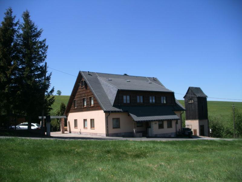 "Ferienhaus ""Haus Bergblick"" in Holzhau"
