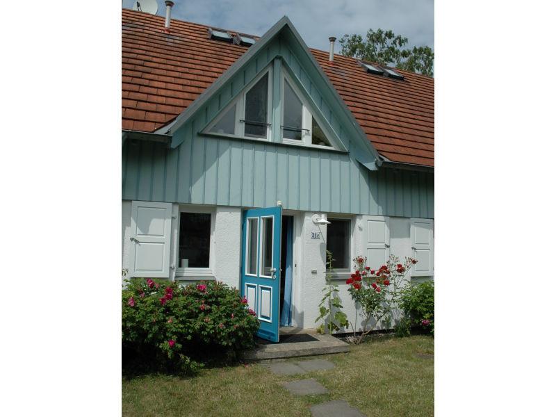 Ferienhaus Hafenblau