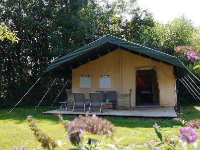 Camping Gorishoek im Glamping Zelt